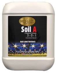 Gold Label Soil A 10 Liter