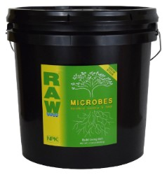 NPK Raw Microbes Grow Stage 10 lb