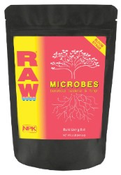NPK Raw Microbes Bloom Stage 2 lb