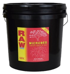NPK Raw Microbes Bloom Stage 10 lb