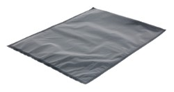 Black / Clear Precut Bags 15 in x 20 in Pack of 50