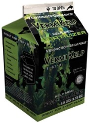 Vermicrop VermiKelp Kelp Meal Fertilizer 3.5 lb
