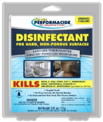Star Brite Performacide Disinfectant 3/Pack Gallon Refill