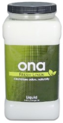 Ona Liquid Fresh Linen 1 Gallon Jar