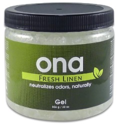 Ona Gel Fresh Linen 1 Quart Jar