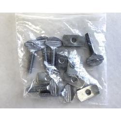 LightRail Switch Stop Kit for LightRail 3.5/4.0, pack of 6