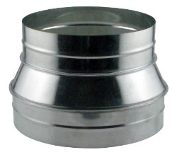 "Ideal-Air Duct Reducer 12"" to 10"""