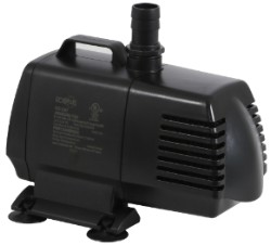 EcoPlus Eco 1267 Fixed Flow Submersible/Inline Pump 1347 GPH