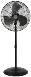 Hurricane Pro High Velocity Metal Stand Fan 20 in