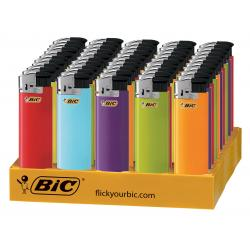 BIC Classic Push Button Electronic Lighter