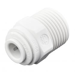 Speedfit /4 in to 3/8 in NPTF - White