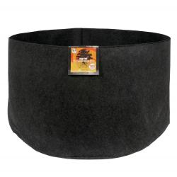 Gro Pro Essential Round Fabric Pot - Black 400 Gallon