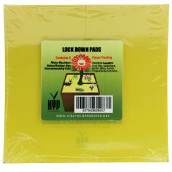 High Yield Products Lock Down Pad 6 in Square (8/Pack)