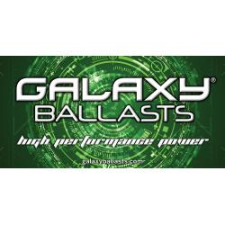 Galaxy Vinyl Banner - Horizontal 8 ft wide x 4 ft tall