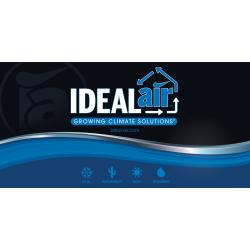 Ideal-Air Vinyl Banner - Horizontal 8 ft wide x 4 ft tall