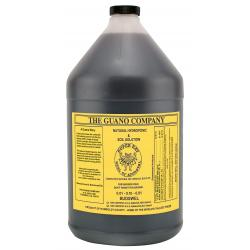 Budswel Liquid Gallon CA Label