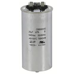 Replacement Capacitors HPS 1000 DE - 36.5 UF / 480 MFD Volt