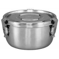HumiGuard Clamp Sealing Stainless Container .70 L (24 ounce)
