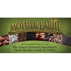 Mother Earth Vinyl Banner - Horizontal 8 ft wide x 4 ft tall