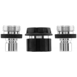 Rainmaker Quick Connect w/ Adaptor Set, 3 pcs
