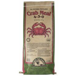 Down To Earth Crab Meal - 20 lb