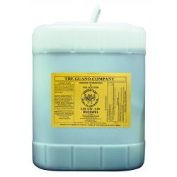 Budswel Liquid 5 Gallon FL Label