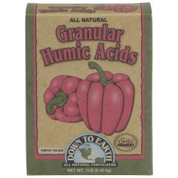Down To Earth Granular Humic Acid - 5 lb