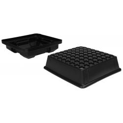 EZ-Clone 64 Cutting System Lid & Reservoir - Black