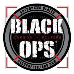 Black Ops Double Sided Window Cling