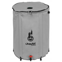 Urban Oasis Collapsible Rain Barrel 59 Gallon
