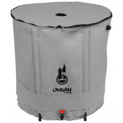 Urban Oasis Collapsible Rain Barrel 104 Gallon