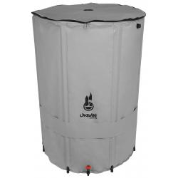 Urban Oasis Collapsible Rain Barrel 206 Gallon