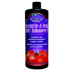 Microbe Life Vegetable & Fruit Yield Enhancer-C Quart (CA Label)