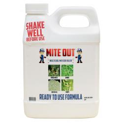 Mite Out Quart (MI Label)