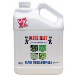Mite Out Gallon (MI Label)