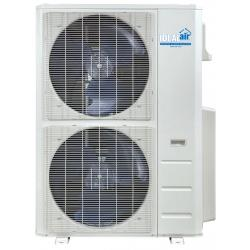 Pro-Dual 48,000 BTU 21.5 SEER Multi-Zone Heating, Cooling Outdoor Unit