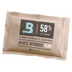 Boveda 67g 2-Way Humidity 58% (12/Pack)