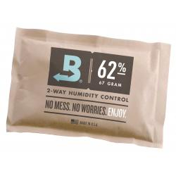 Boveda 67g 2-Way Humidity 62% (100/Pack)