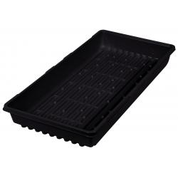 Super Sprouter Triple Thick Tray Black 10 x 20 No Hole