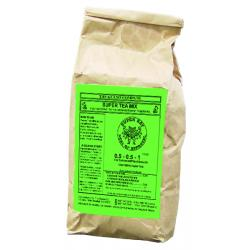Super Tea Dry 2 lb CA Label