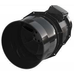 Fantech Revolution Stratos Mixed Flow Inline Fan 6 in - 296 CFM