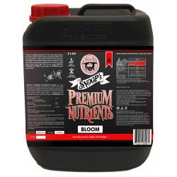 Snoop's Premium Nutrients Bloom A Non-Circulating 5 Liter