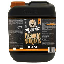 Snoop's Premium Nutrients Grow A Non-Circulating 10 Liter