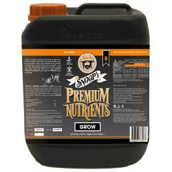 Snoop's Premium Nutrients Grow B Non-Circulating 10 Liter