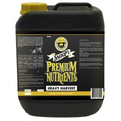 Snoop's Premium Nutrients Heavy Harvest 5 Liter