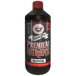 Snoop's Premium Nutrients Bloom A Non-Circulating 1 Liter