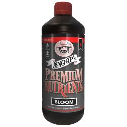 Snoop's Premium Nutrients Bloom B Non-Circulating 1 Liter