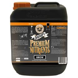 Snoop's Premium Nutrients Grow B Coco 10 Liter