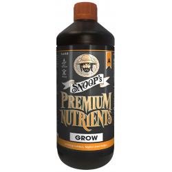 Snoop's Premium Nutrients Grow A Non-Circulating 1 Liter