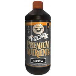 Snoop's Premium Nutrients Grow B Non-Circulating 1 Liter